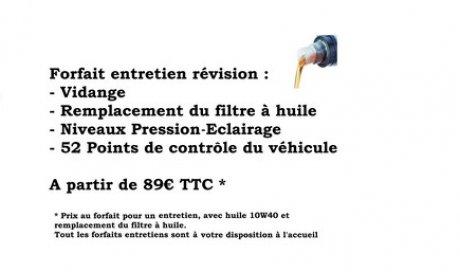 Forfait mécanique dans votre garage automobile à Saint-Soupplets